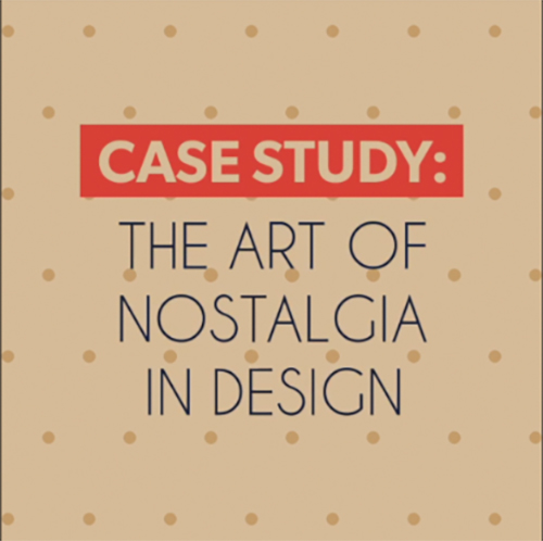 the art of nostalgia
