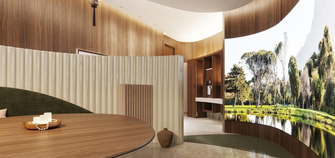 "The Artist Studios & Garden I am Good Enough"" A Haven for the Black Overachiever by Linda Allen Designs 11A"